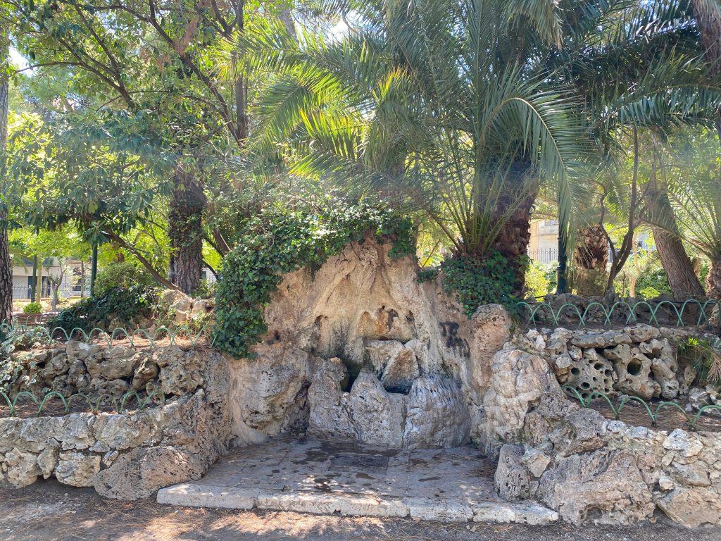 Fuente Parque La Glorieta
