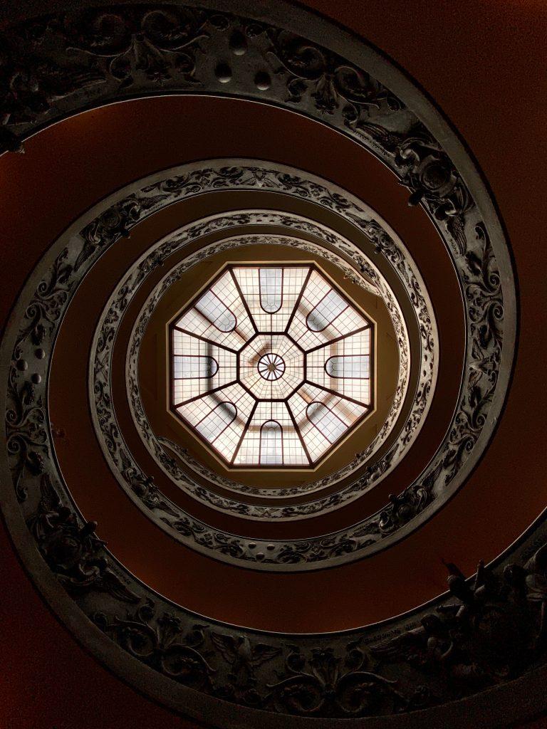 Salida de los Museos del Vaticano