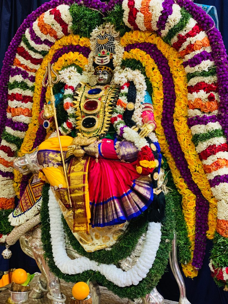 Dios del templo