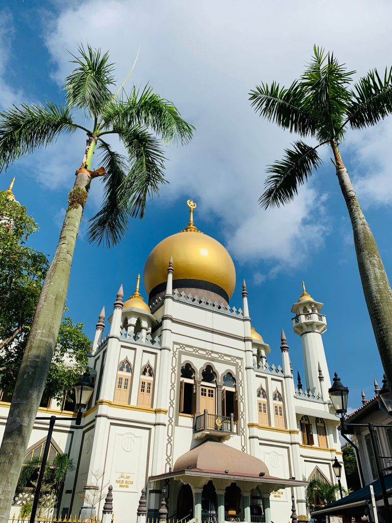 Gran Mezquita Singapur