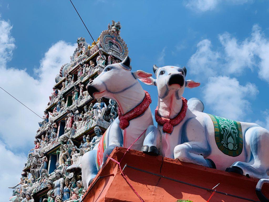 Templo Sri Mariamman