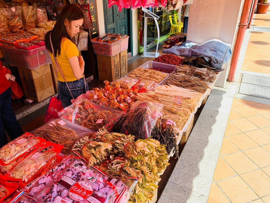 Mercado chinatown