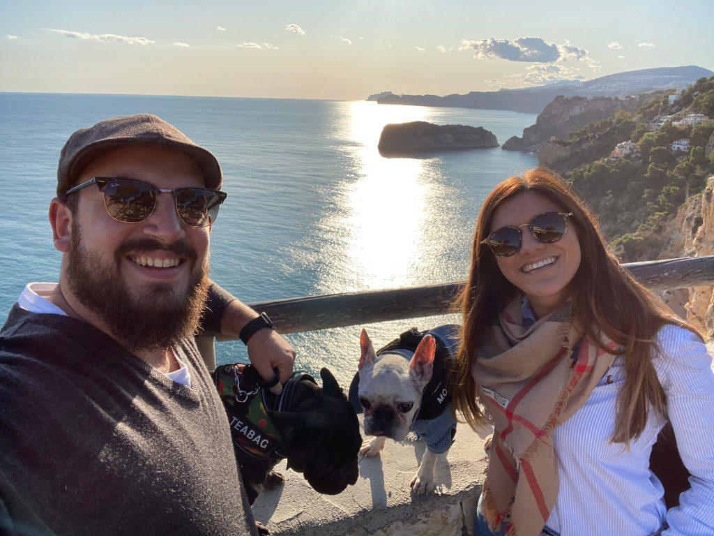 Vistas desde el Faro de Jávea
