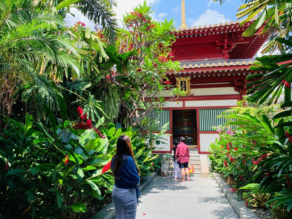 Templo de la Reliquia del Diente del Buddha