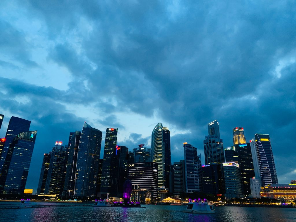 Panorámica Singapur