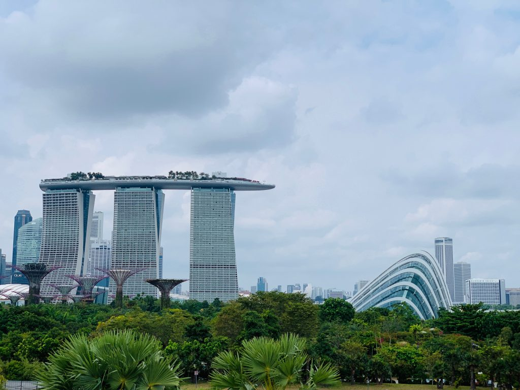 Marina, Cloud Forest and Supertrees