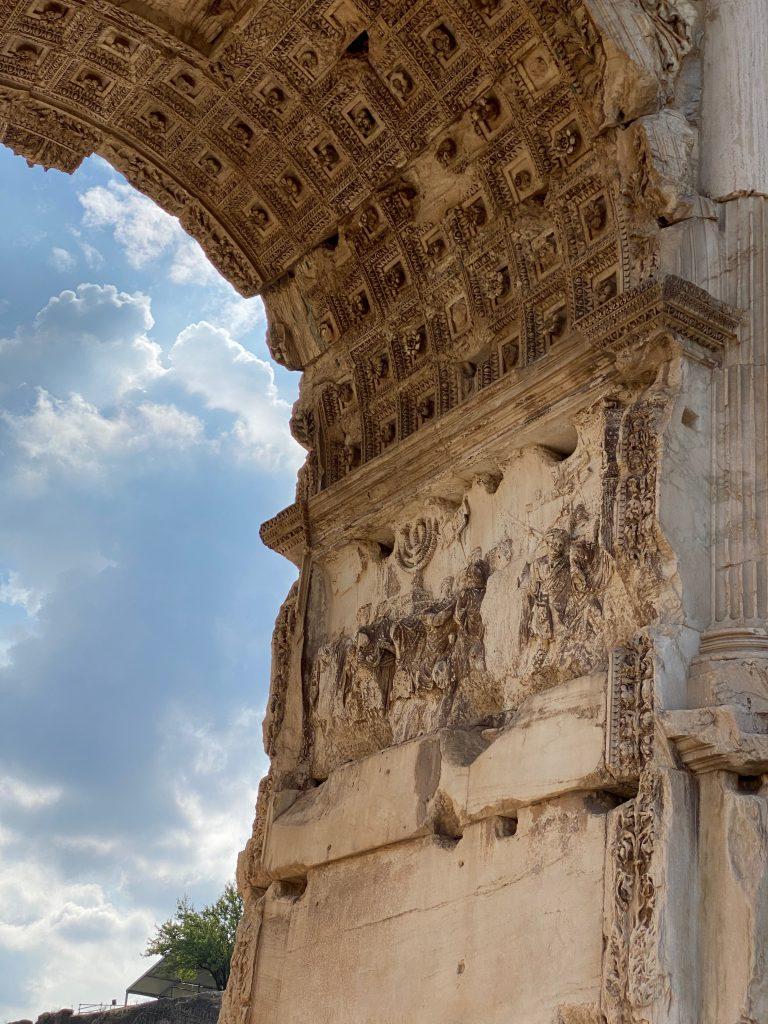 Arco en Forum Romano