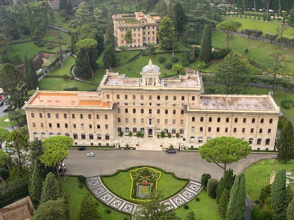 Jardines del Vaticano