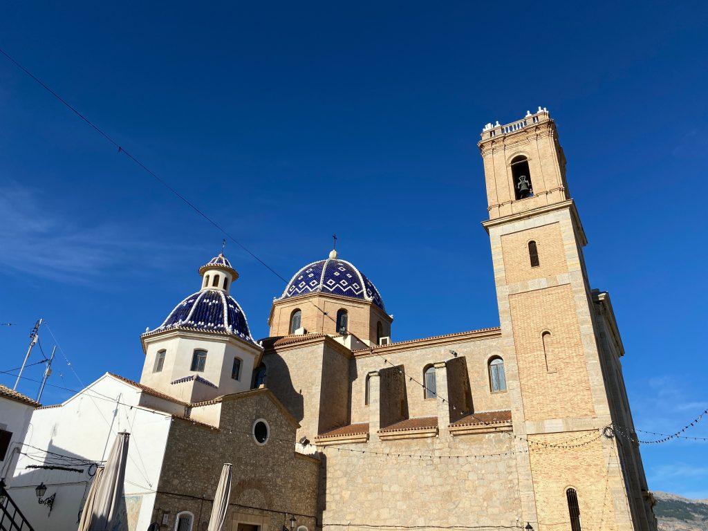 Iglesia Altea