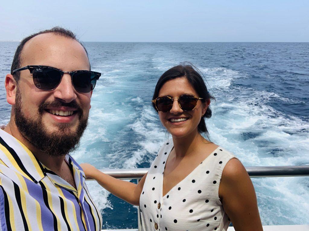 Navegando con Área Náutica Jávea