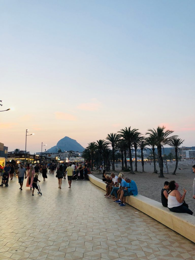 Paseo del Arenal