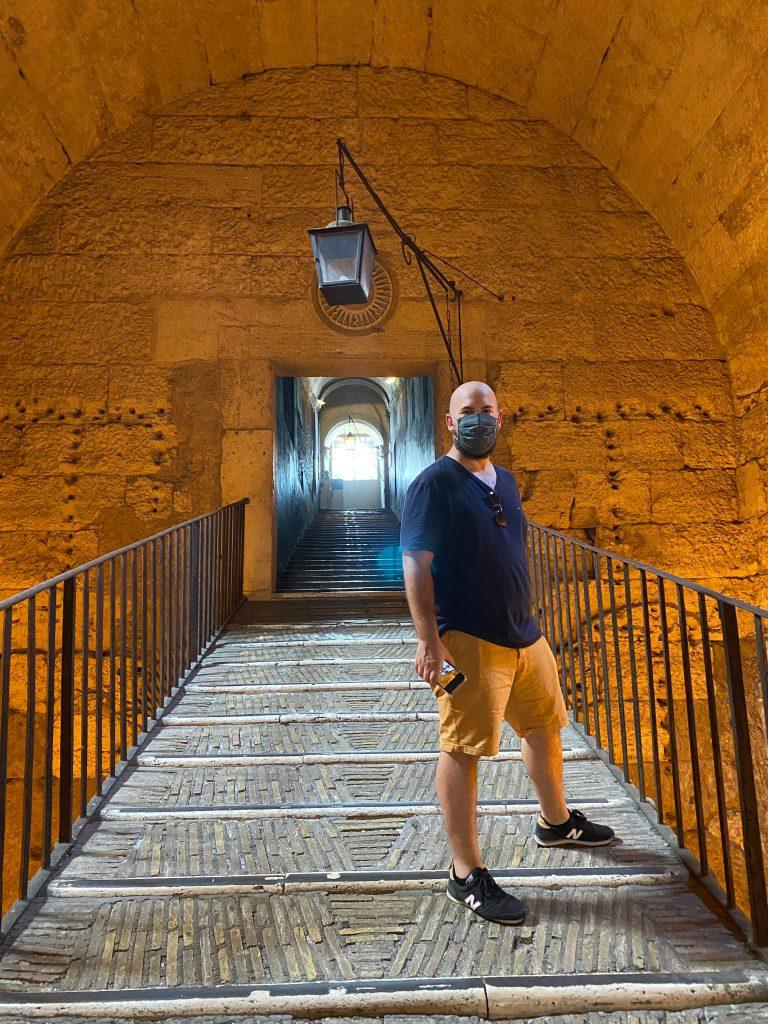 Defensa del Castello di Sant'Angelo