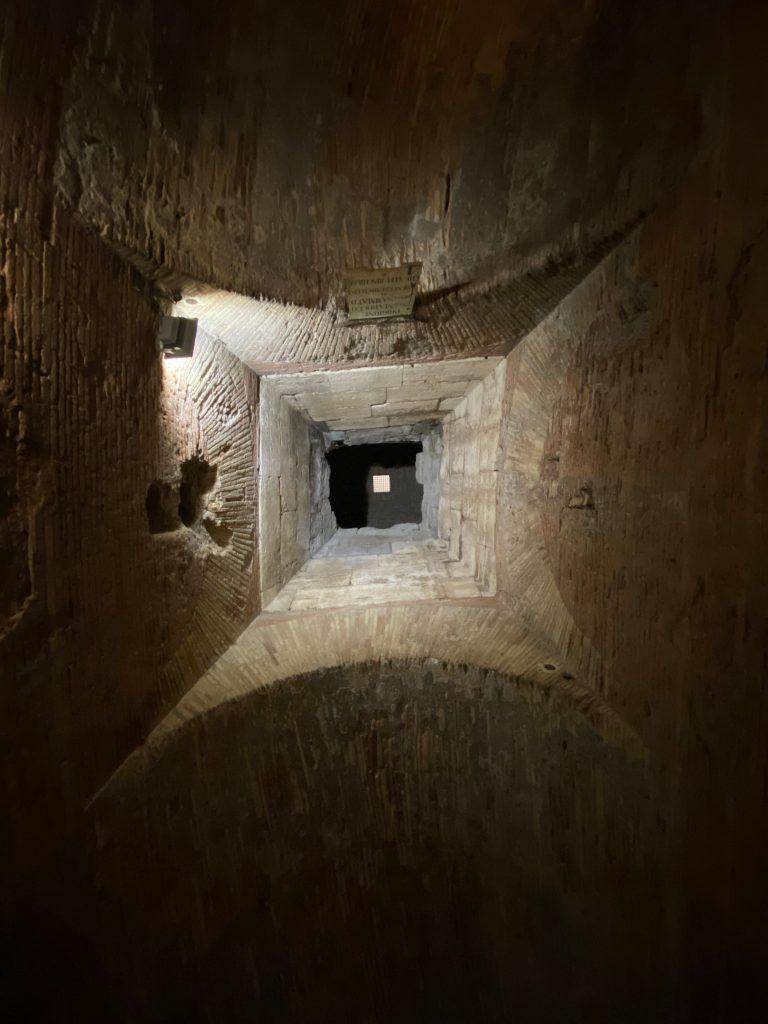 Techo Castello di Sant'Angelo