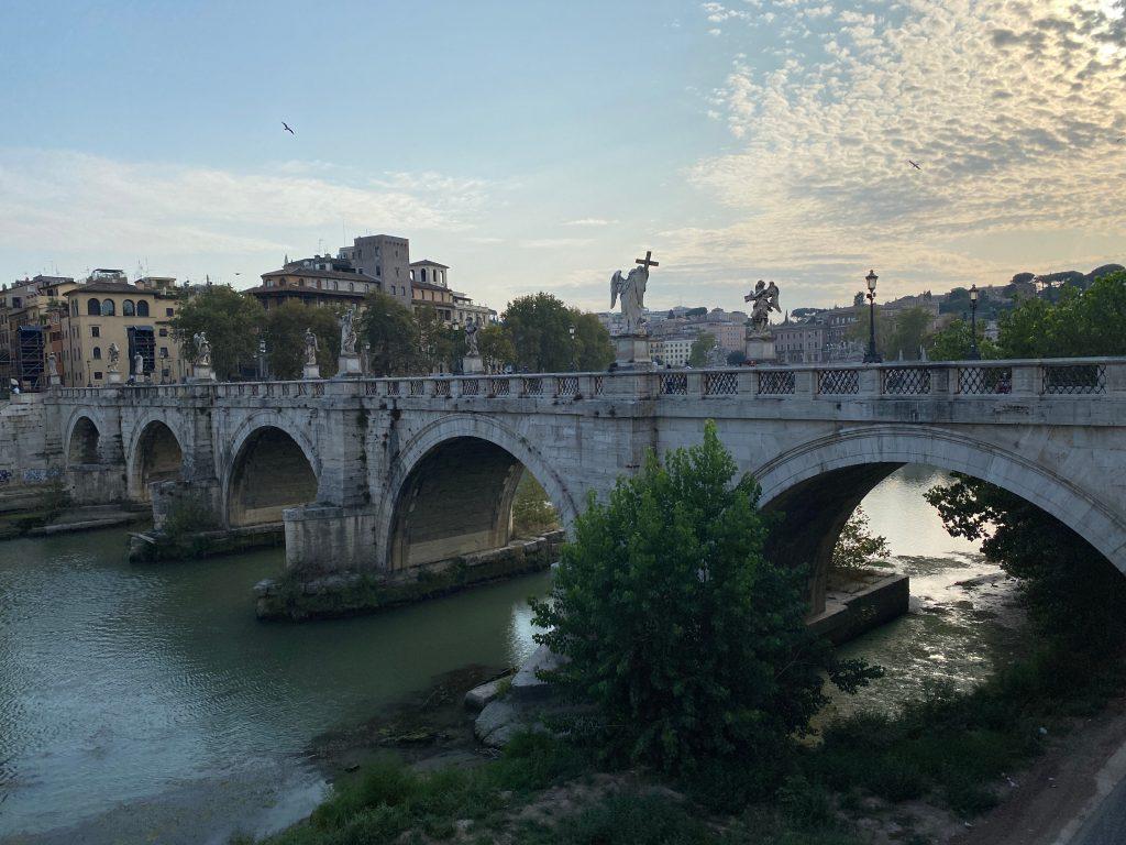 Puente del Castello di Sant'Angelo