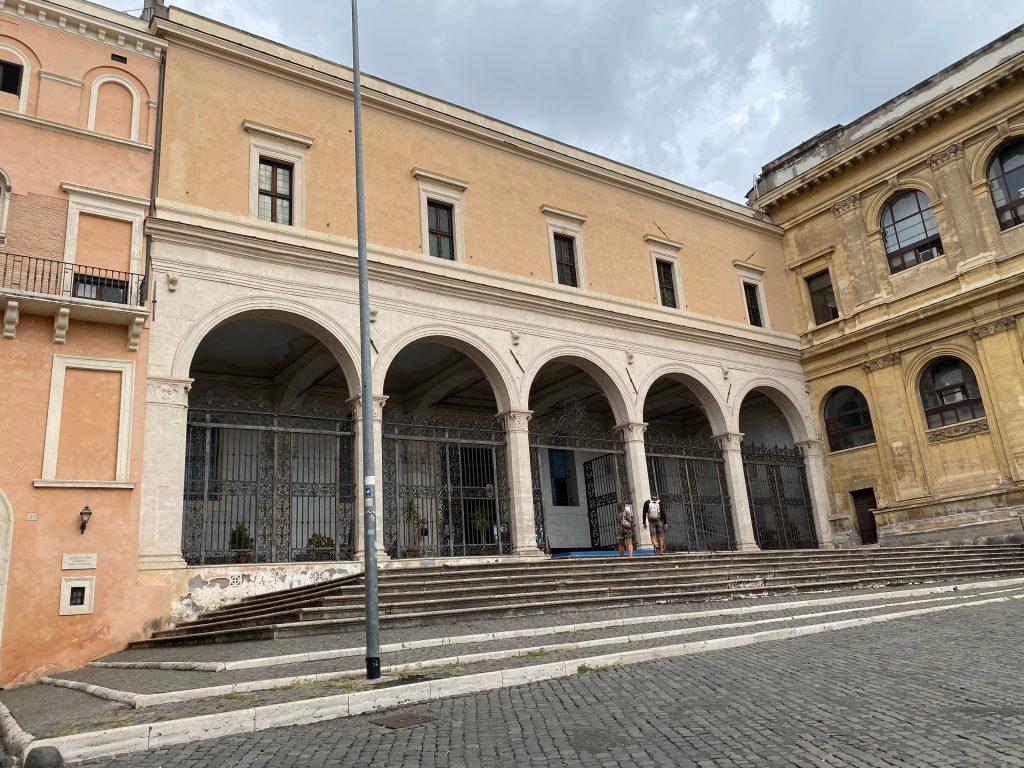 Basílica de San Pedro in Vincoli
