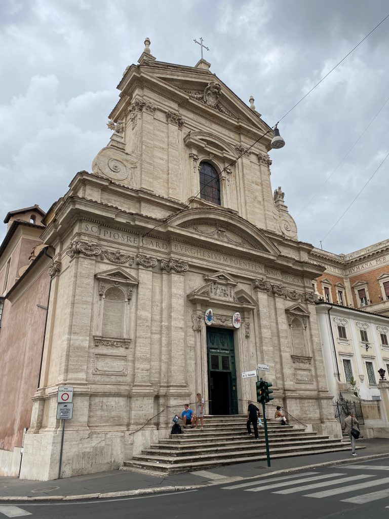 Basílica de Santa María de la Vittoria