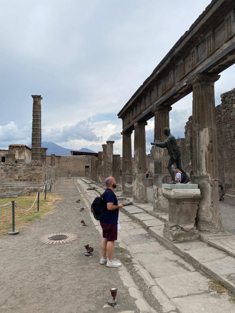 Estatua de Pompeya
