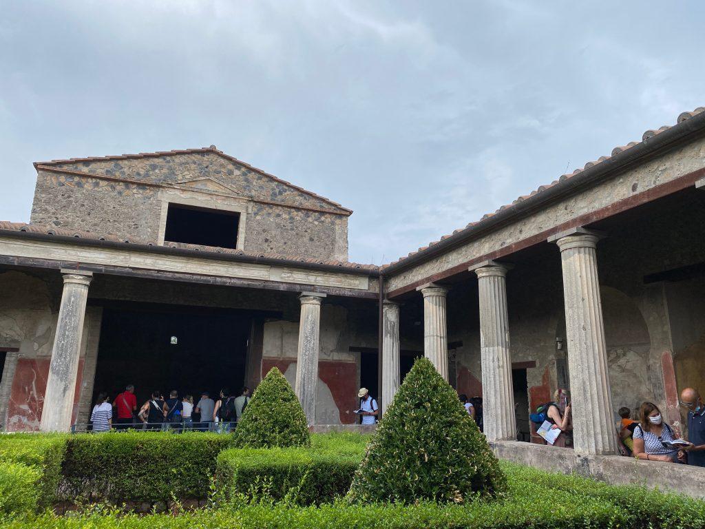 Casa Menandro Pompeya