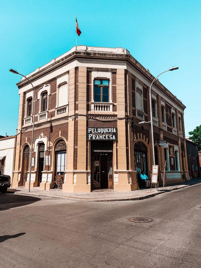 Peluquería Francesa Yungay
