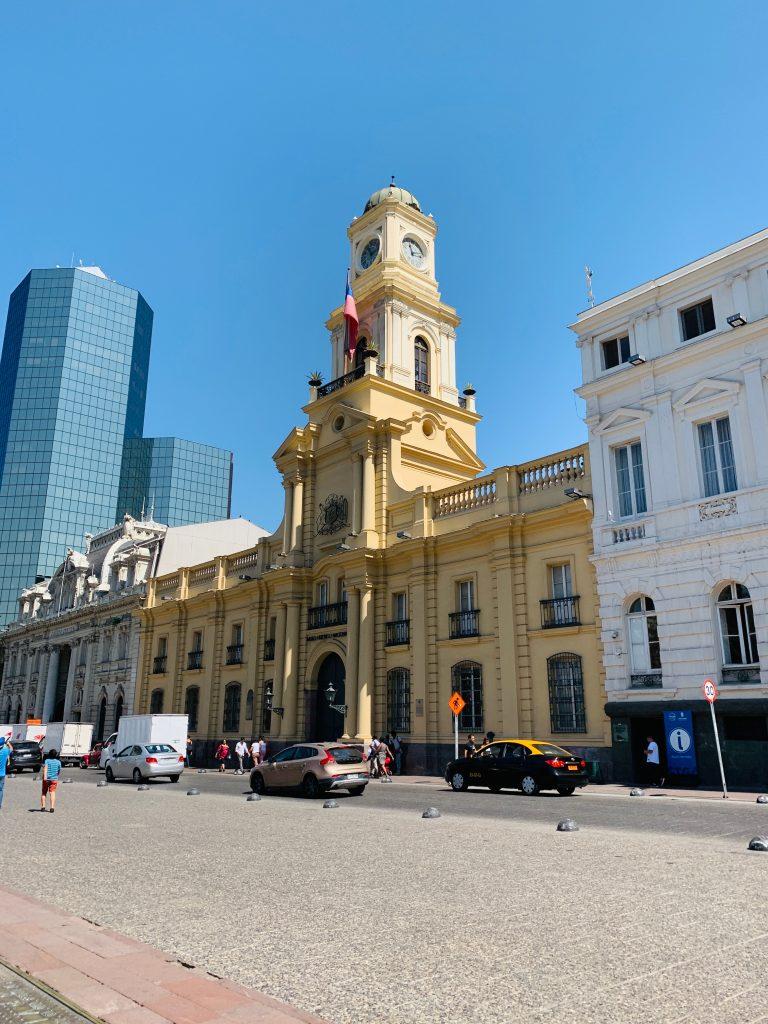 Plaza de Armas y Ayuntamiento