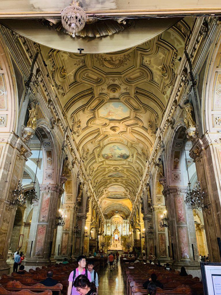 Catedral de la Plaza de Armas