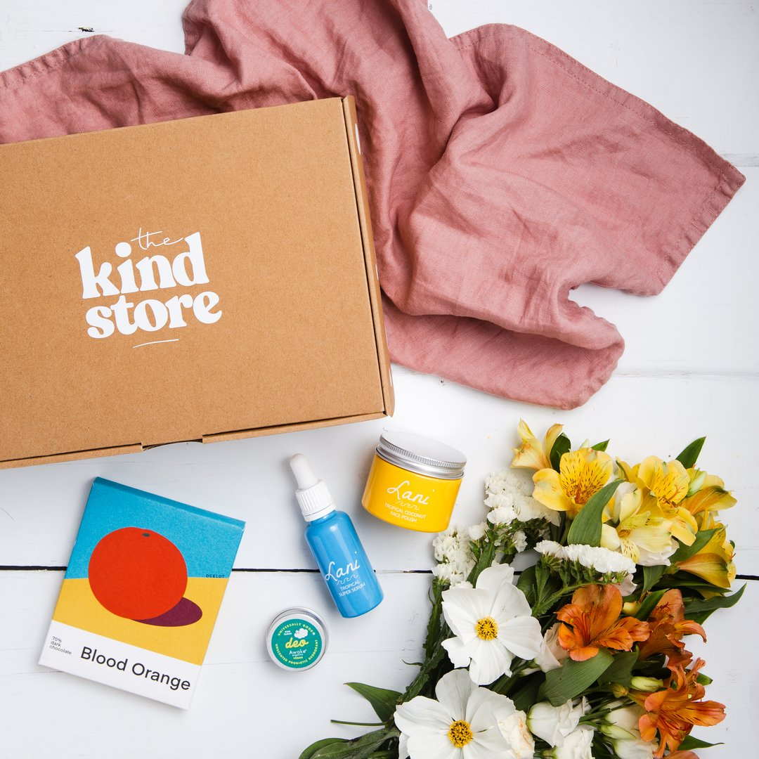 The Kind Store box