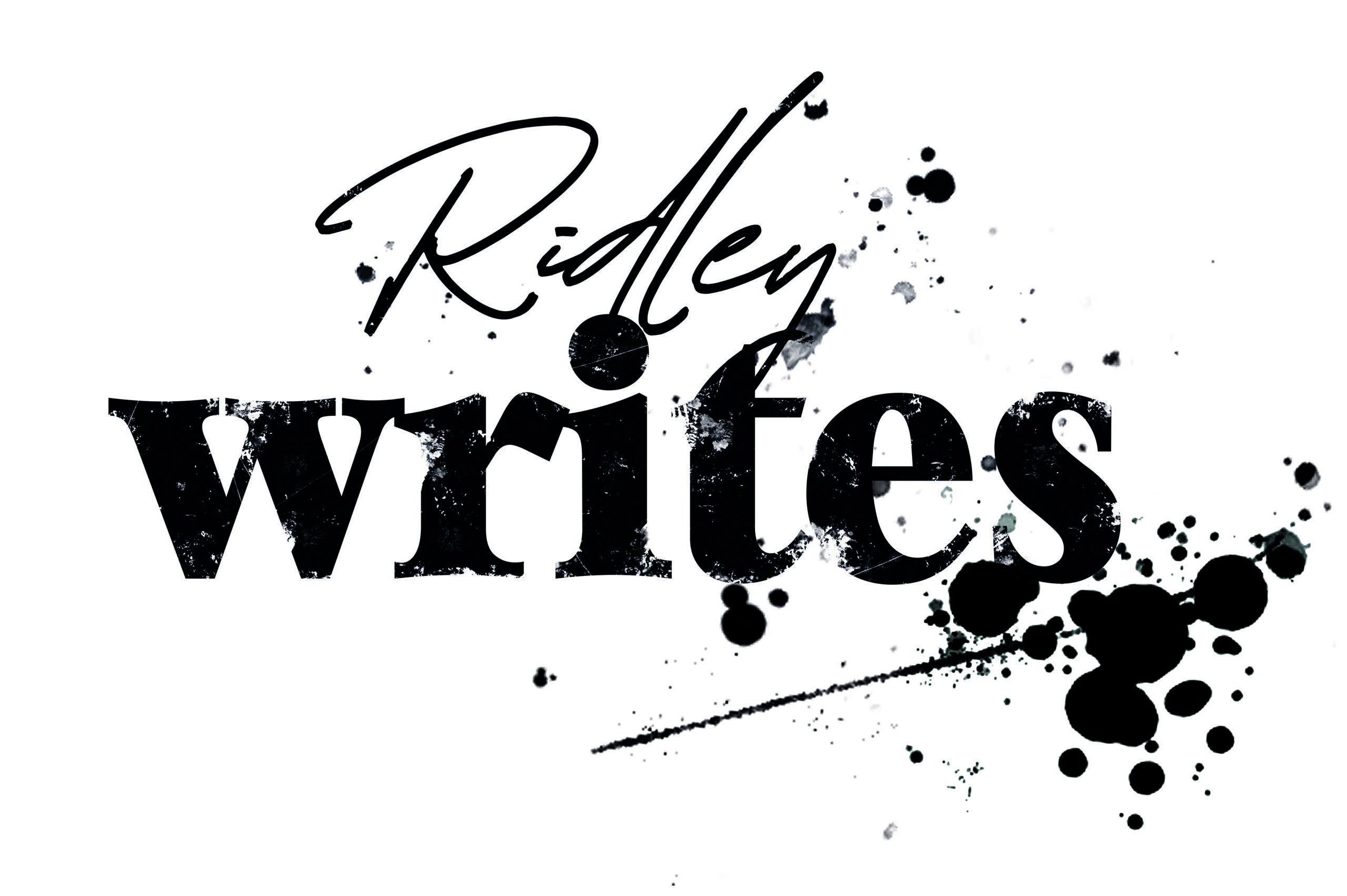 Ridley Writes