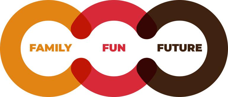 Family Fun Future logo image