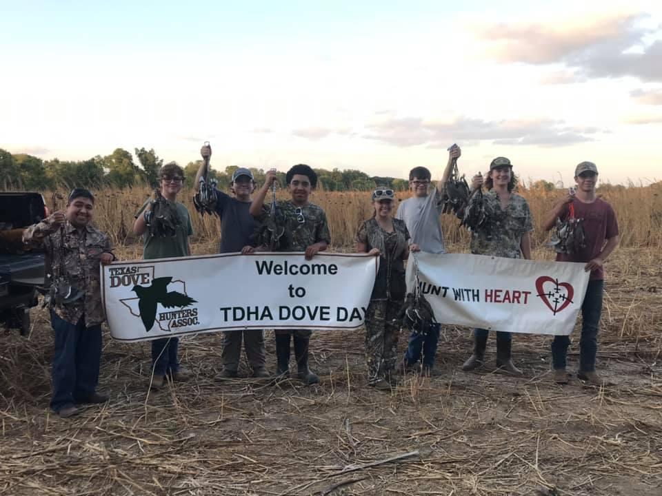 Texas Dove Hunters Association 2019 Hunt
