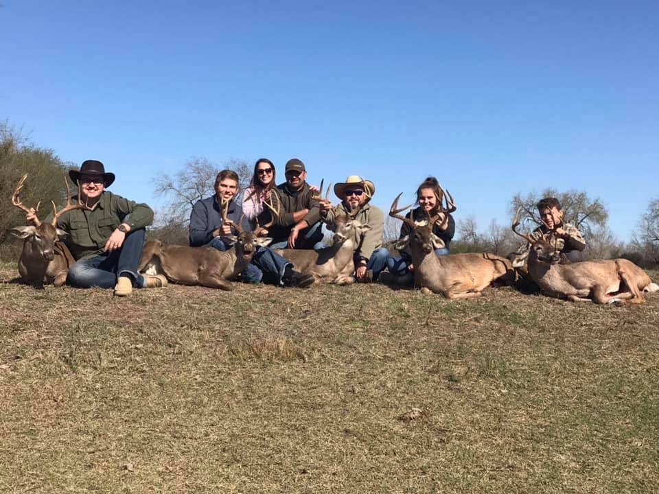 Texana Ranch Hunt 2020