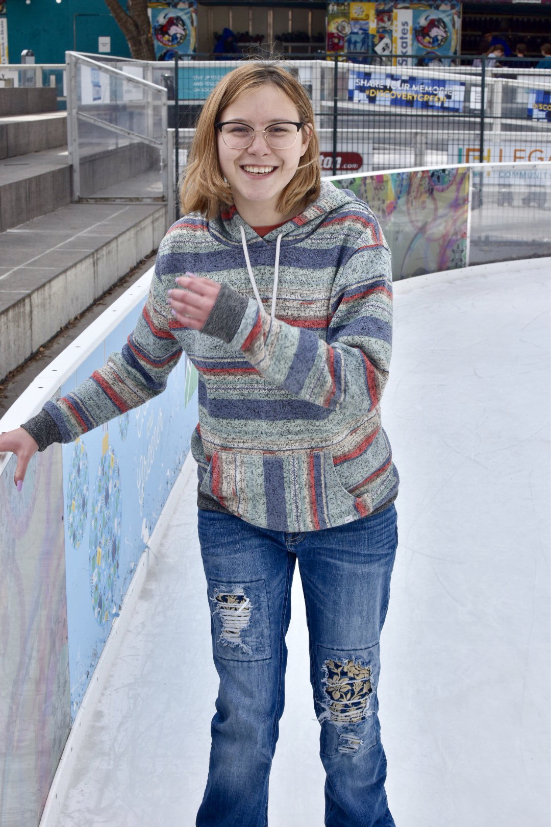 2020 Ice Skating Event