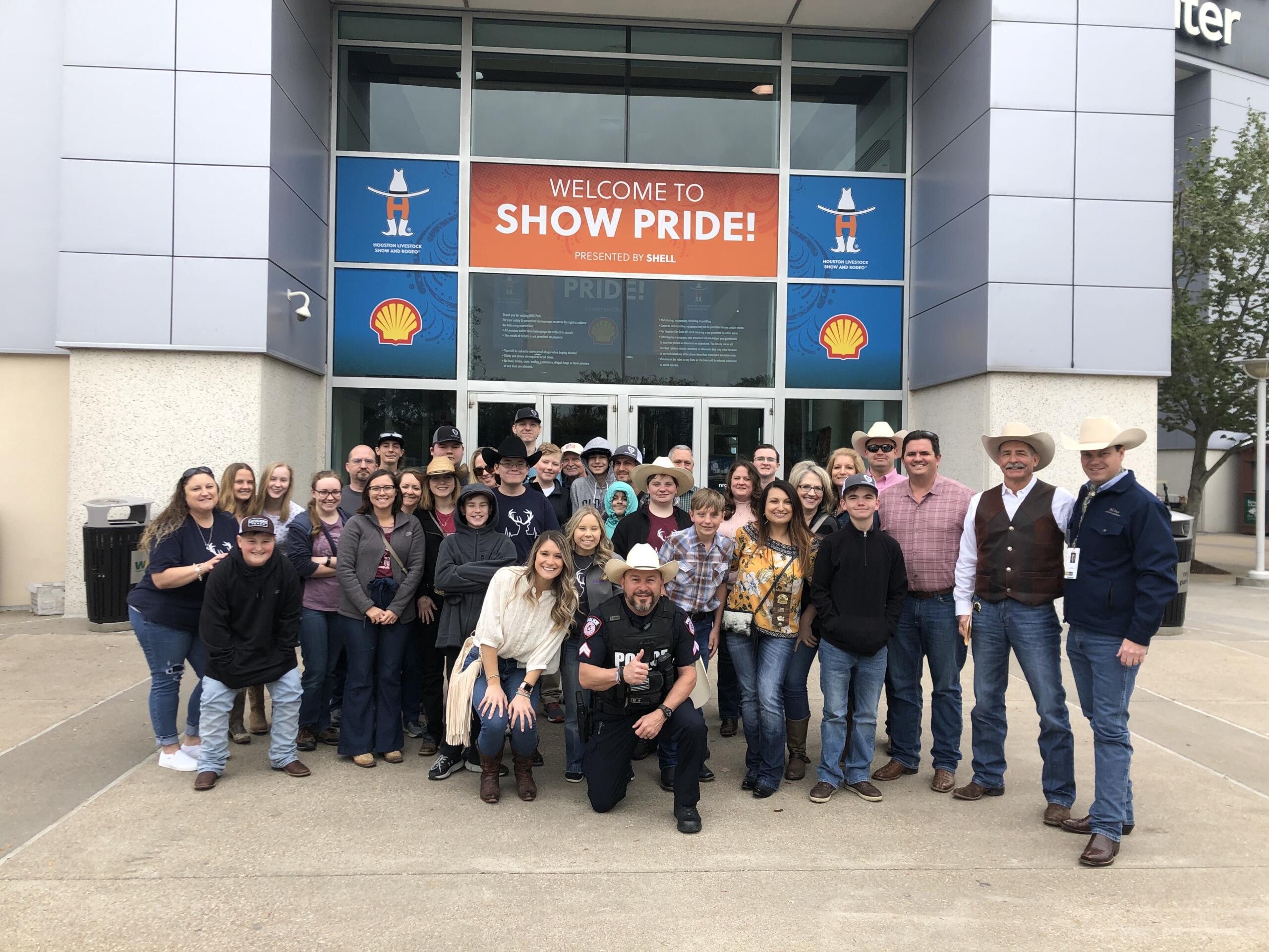 2020 Livestock Show & Rodeo