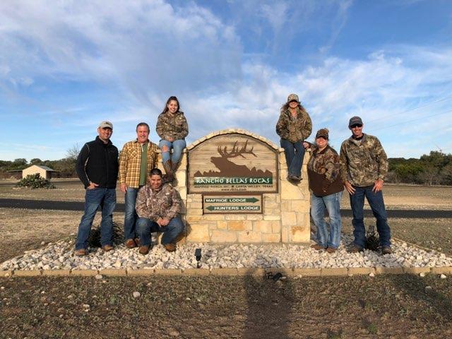 Rancho Bella Rocas Hunt 2020