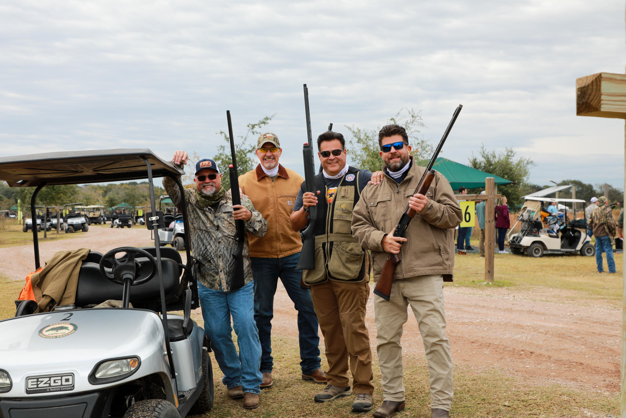 8th Annual Sporting Clays Tournament