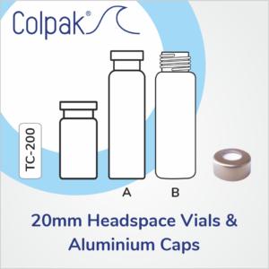 20mm Headspace Vials