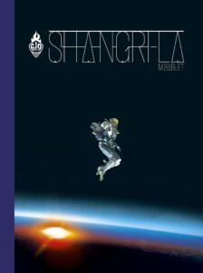 Couverture de la BD Shangri-La de Mathieu Bablet