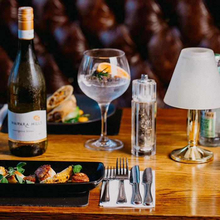Cocktails-Steaks-Dining-Course-Wine Menus