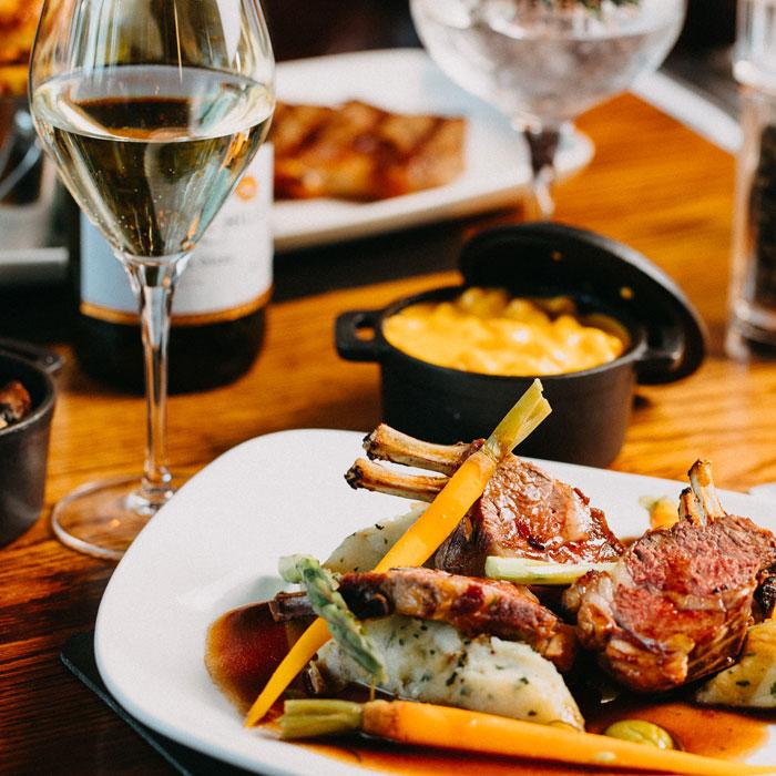 Cocktails-Steaks-Main-Course-Wine Menus