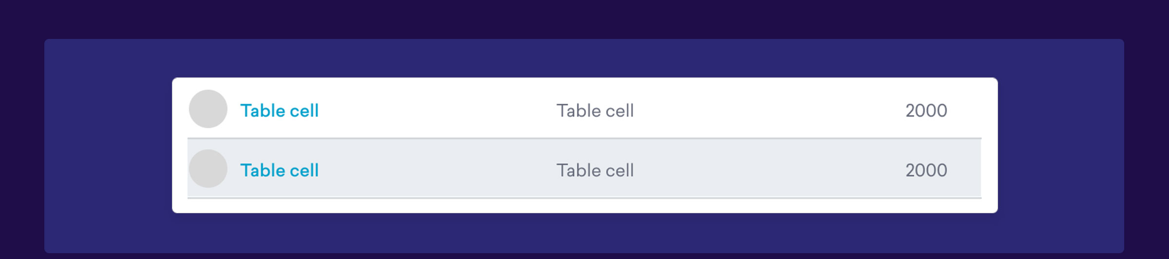 table_hover