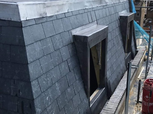 Lead dormers in Hertfordshire