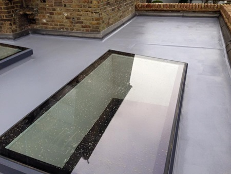 Flat Roofing Specialists in Hertfordshire