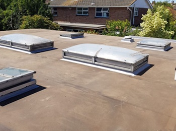 Flat Roofing specialists in Ware and Hertford