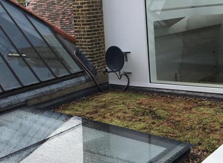 James Roofing for Green Roofs