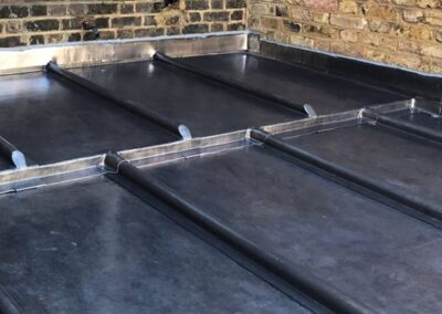 Lead roofing contractor in Hertford