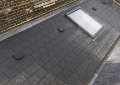 Full roof replacement in Kensington