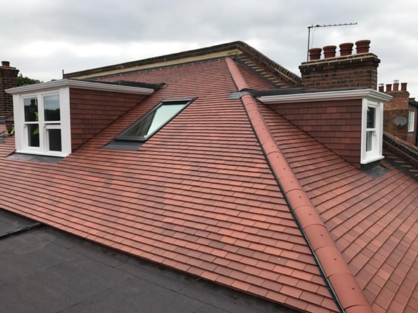 Tile Re-roofs in Hertfordshire