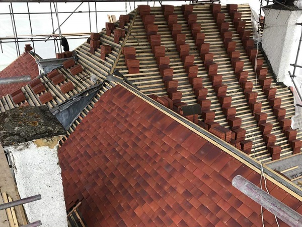 Re-roofing contractors in Hertfordshire