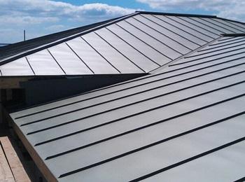 Zinc Roofing specialists in Hertfordshire