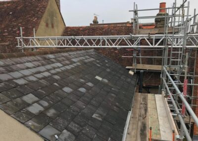 Listed Roof Repairs in London