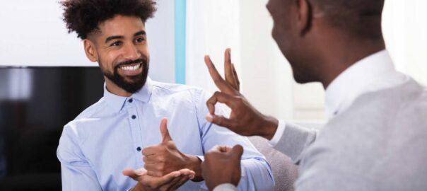 sign language services
